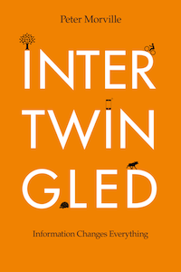 Intertwingled by Peter Morville - front cover